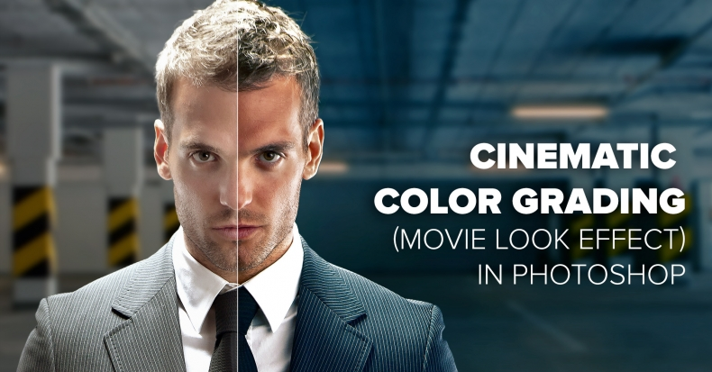 Cinematic Color Grading (Movie Look Effect) in Photoshop