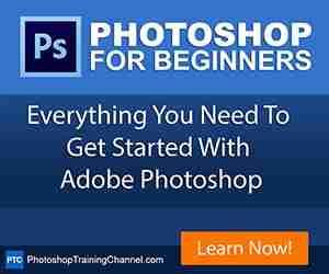 Photoshop Fundamentals Sidebar Ad