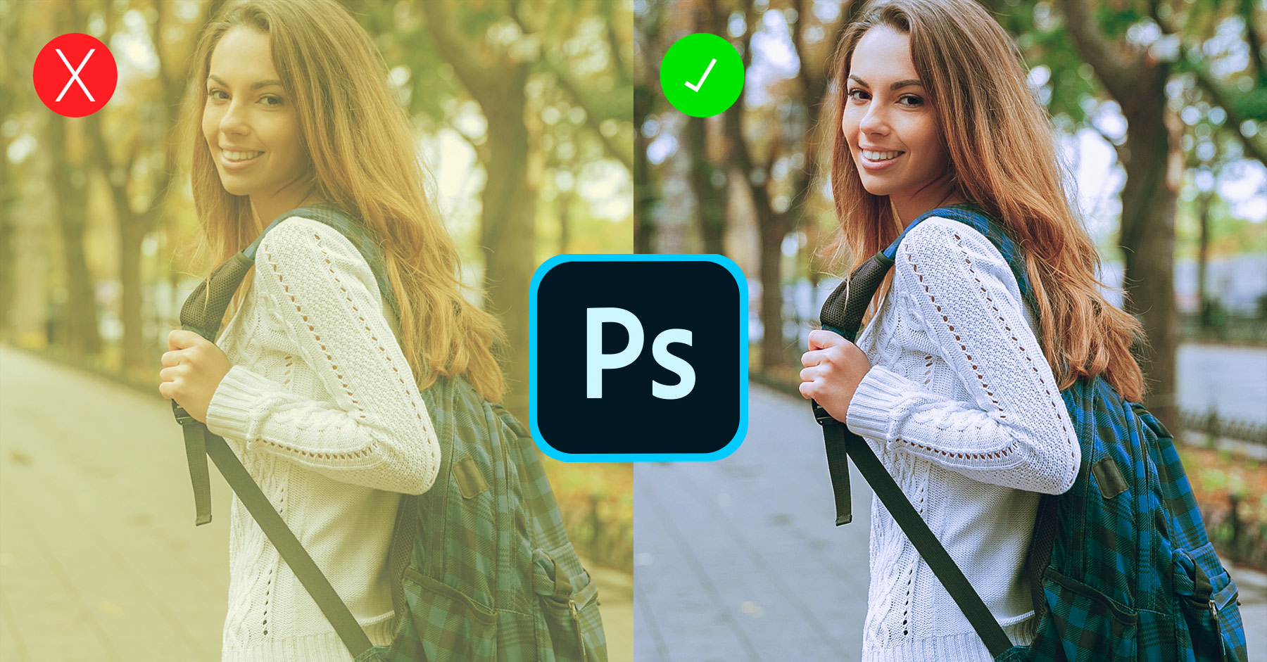 Remove Color Casts in Photoshop