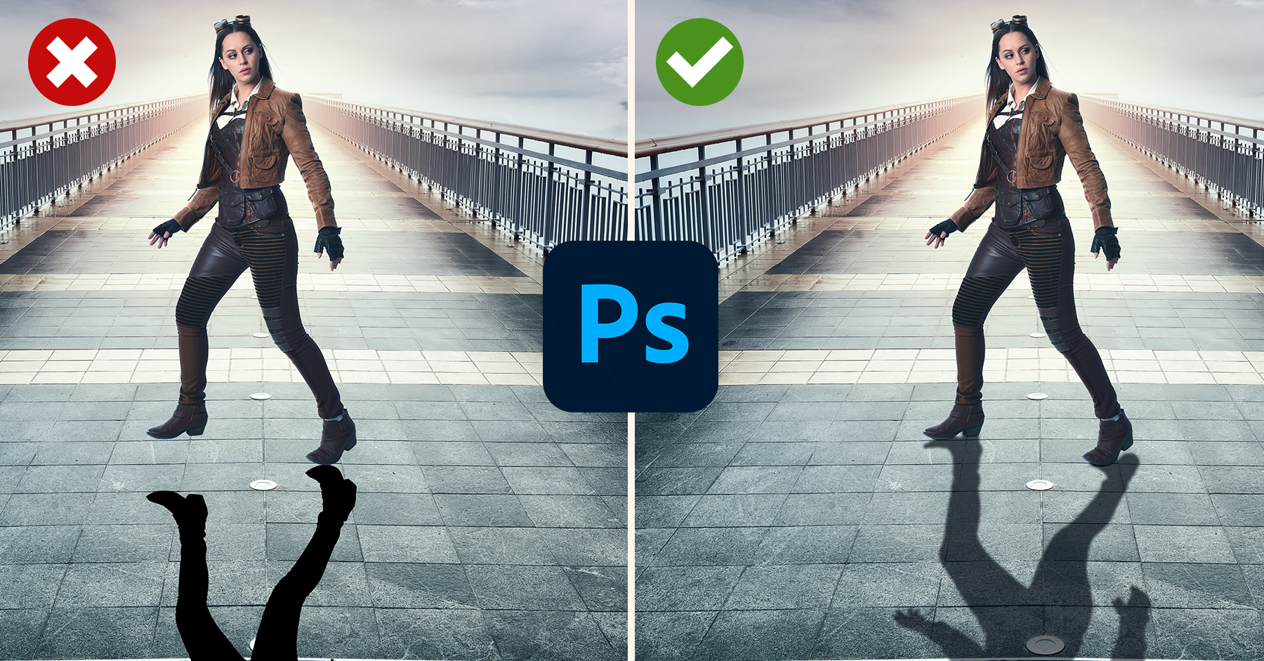 Shadows Photoshop